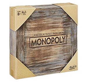 Hasbro Monopoly Holz Sonderedition für nur 29,92€ (statt 42€)