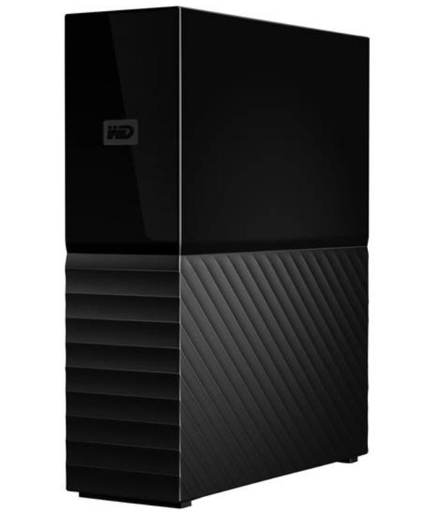 WD My Book 8 TB 3.5 Zoll externe Festplatte für nur 115€ inkl. Versand