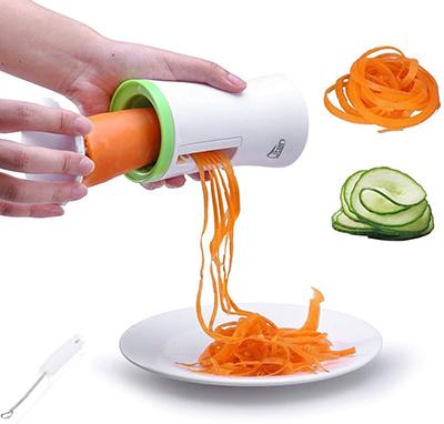 Uten Spiralschneider für Gemüse inklusive Reinigungsbürste für nur 4,99 Euro inkl. Versand