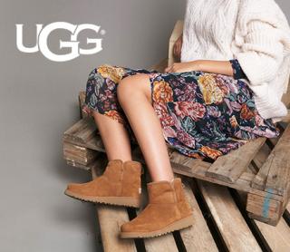 Schuhe, Stiefel und Sneakers der Kultmarke UGG Australia im Sale bei Veepee