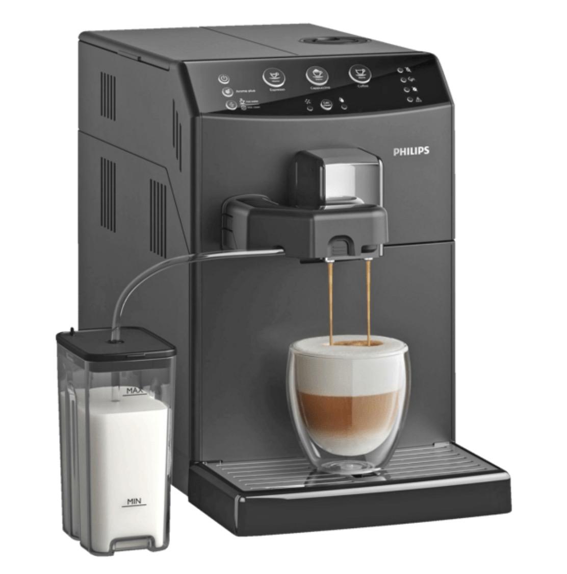 PHILIPS HD 8829/01 Kaffeevollautomat (1.8 Liter, 15 bar) nur 289,- Euro