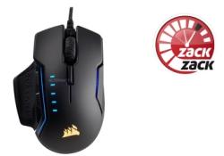 Corsair GLAIVE RGB Gaming Maus als Outlet-Schnäppchen für 38,98 Euro inkl. Versand
