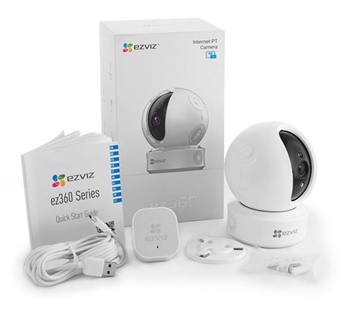 evziz ez360 FULL HD Überwachungskamera für nur 59,99 Euro inkl. Versand