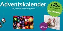 15% Gutscheincode auf Fotokalender ab 5,- Euro Bestellwert