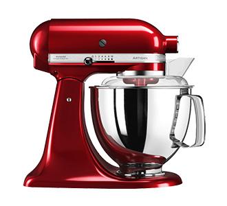 KITCHENAID 5KSM175PSECA Artisan Küchenmaschine für nur 445,88 Euro (statt 519,- Euro)