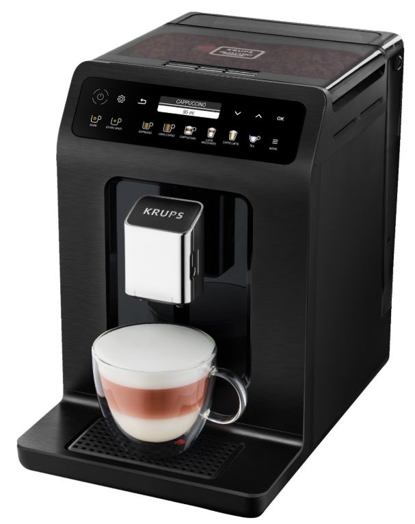 KRUPS EA8948 Evicence Plus One-Touch-Cappuccino Kaffeevollautomat für nur 699,- Euro