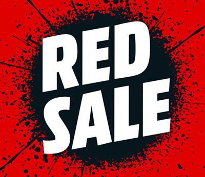 MediaMarkt Red Sale 2018