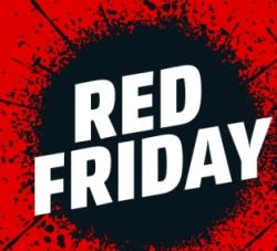 Red Friday bei MediaMarkt: Als MediaMarkt Club Mitglied schon 2 Stunden früher die besten Schnäppchen machen!