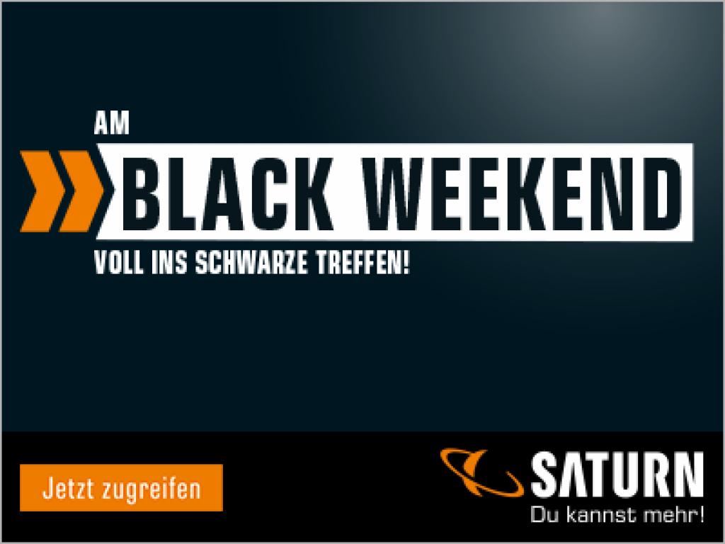 Saturn Black Weekend 2018