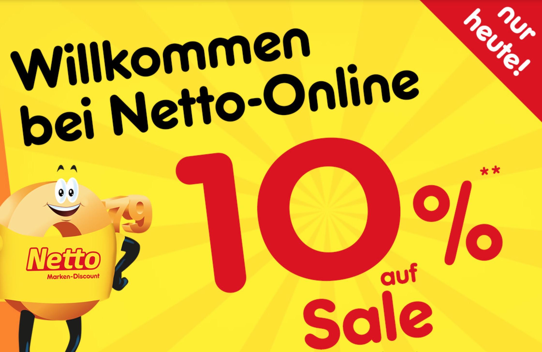 Netto Online De