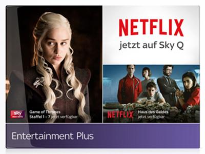 Alle Serien von Sky und Netflix in HD für nur 19,99 Euro monatlich (statt normal 32,99 Euro)