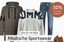 Bis Sonntag: Engelhorn Weekly-Deal mit 10% Rabatt auf modische Sportswear