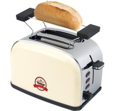 Wieder da: Bestron Toaster ATS100RE für nur 28,98 Euro inkl. Versand