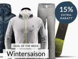 Engelhorn Sports Weekly Deal: 15% Rabatt auf alles für die Wintersaison