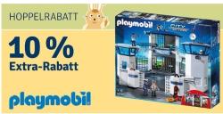 Letzter Tag: 10% Rabatt auf alle Playmobil Artikel ab 29,- Euro Bestellwert bei MyToys