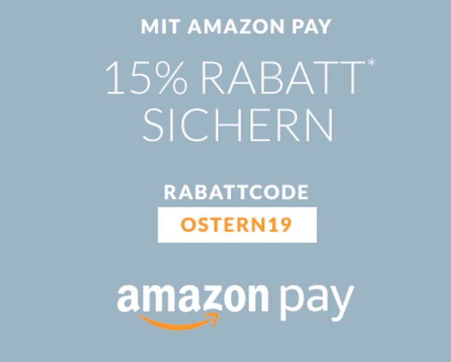 Knaller! 15% Rabatt auf fast alle Produkte im Engelhorn Fashion- und Sports-Shop bei Bezahlung mit Amazon Pay