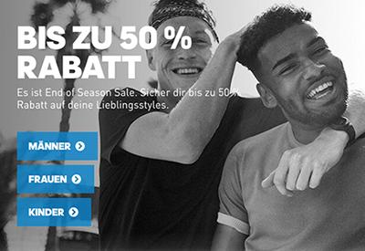 Kracher! Der große End of Season Sale bei Adidas mit bis zu 50% Rabatt + 20% Gutscheincode