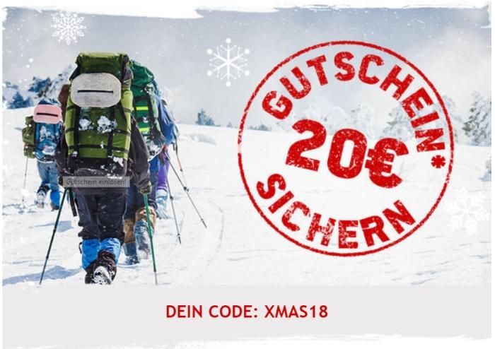 5b63604c99972c Beim Outdoor- und Bergsport-Shop Bergfreunde.de gibt es gerade einen 20