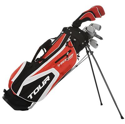 16-teiliges Dunlop Tour Golfset für Rechtshänder nur 139,44 Euro (statt 291,- Euro)