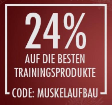 Fitmart: 24% Rabatt auf über 30 ESN Top Seller + gratis Creatine ab 100,- Euro Bestellwert