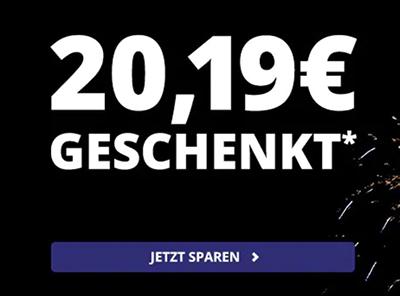 20,19 Euro Rabatt im MEDION Onlineshop ab 100,- Euro Bestellwert