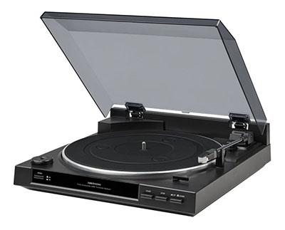 MEDION LIFE E65138 USB Schallplattenspieler für nur 59,95 Euro inkl. Versand