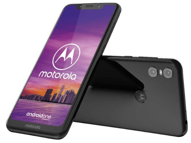 MOTOROLA One 64 GB Black Dual SIM für nur 139,- Euro inkl. Versand