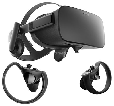 Top! Oculus Rift VR-Brille inkl. Oculus Touch für nur 349,- Euro (statt 435,- Euro)