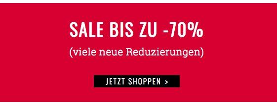 acb8a46a3248e1 Ab heute gibt es im Orsay Onlineshop einen Sale mit bis zu 70% Rabatt.