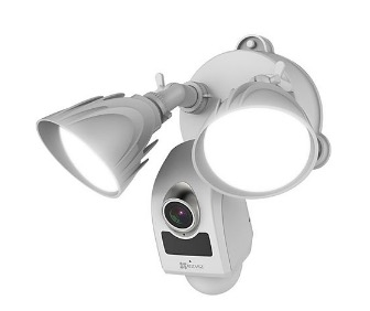 Plus des Tages: EZVIZ Floodlight LED Security Licht mit Wi-Fi Kamera und Sirene für 149,99 Euro