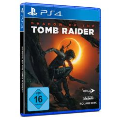Shadow of the Tomb Raider für PS4 nur 12,99 Euro