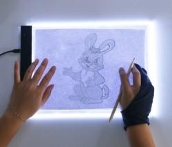 LED-Zeichenunterlage in 240x148mm für nur 7,91 Euro inkl. Versand