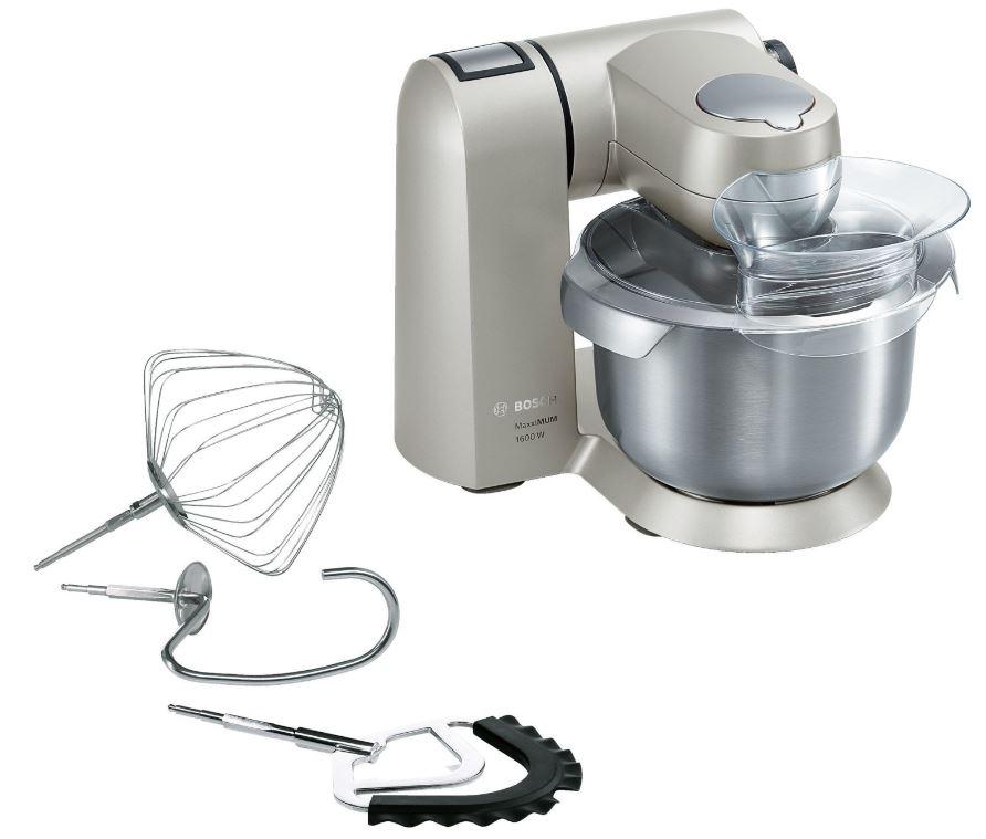 BOSCH MUMX15TL MaxxiMUM Küchenmaschine (1600 Watt) für nur 299,- Euro inkl. Versand