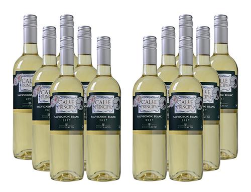 12er-Paket Calle Principal Sauvignon Blanc für nur 33,99 Euro inkl. Lieferung