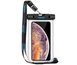 Wasser- und staubdichte Smartphonehülle von Mpow für nur 3,98 Euro inkl. Prime-Versand
