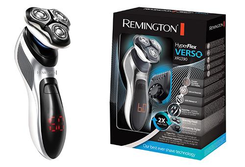Remington XR1390 HyperFlex Verso Rotary Rasierer für nur 44,94 Euro inkl. Versand