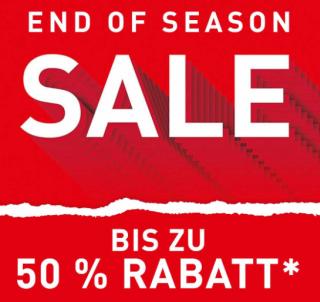 End of Season Sale bei Puma mit bis zu 50% Rabatt