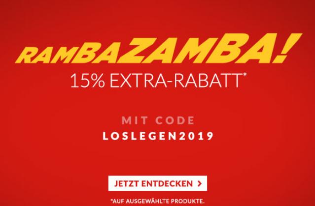 Bis 2. Februar: 15% Rabatt auf tausende ausgewählte Produkte im Engelhorn Online-Shop