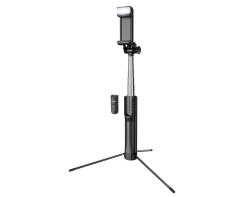 Mpow Selfie Stick mit Bluetooth Fernbedienung, Stativ-Funktion und LED-Leuchte für 12,55 Euro inkl. Prime-Versand