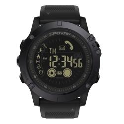 Spovan PR1-1 Smartwatch mit Schrittzähler und BT App notifications für 13,30 Euro inkl. Versand