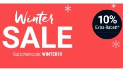 Gutscheincode mit 10% Rabatt auf den Winter Sale bei Tchibo