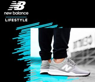Sneakers und Klamotten von New Balance bei Vente-Privee