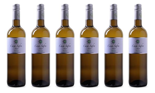 6er-Paket Casa Safra Verdejo Castilla Weiß wein für nur 29,89 Euro inkl. Lieferung