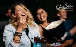 CineStar Kinogutschein für 2D-Filme + Popcorn oder Nachos (klein) und Softgetränk oder Bier nur 10,- Euro