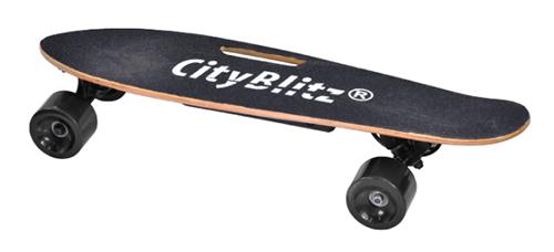 CITY BLITZ CB013 E-Board (elektrisches Skateboard) für nur 159,- Euro inkl. Versand (statt 399,- Euro)