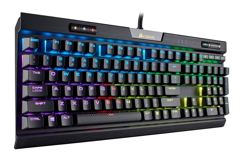 CORSAIR K70 RGB MK.2 LOW PROFILE RAPIDFIRE mechanisches Gaming Keyboard für 149,- Euro