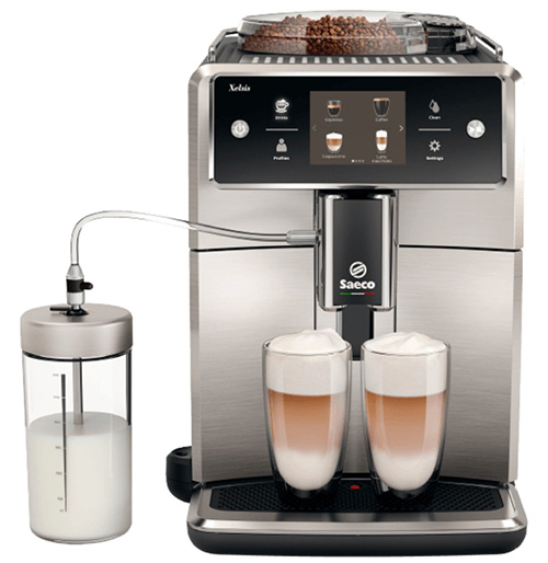 SAECO SM7683/10 Kaffeevollautomat für nur 888,- Euro (statt 1.088,- Euro)