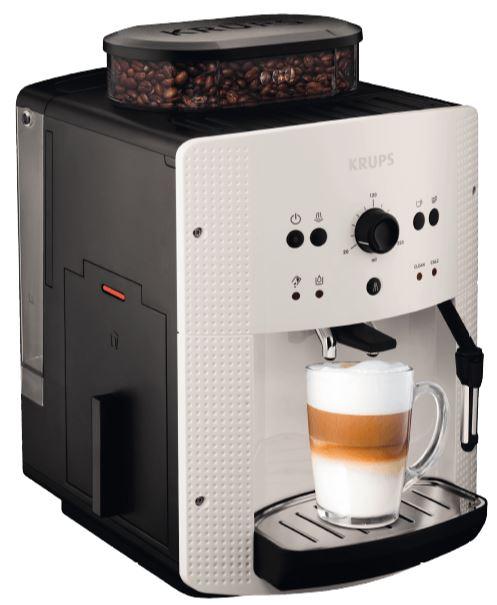 Top! KRUPS EA8105 Kaffeevollautomat (1,7 Liter Wassertank, 15 bar) für nur 209,-Euro (statt 220,- Euro)
