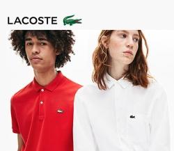 Modesale des Labels Lacoste bei Vente-Privee.com