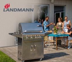 Grills & Zubehör von Landmann zu Knallerpreisen bei Vente-Privee (Veepee)
